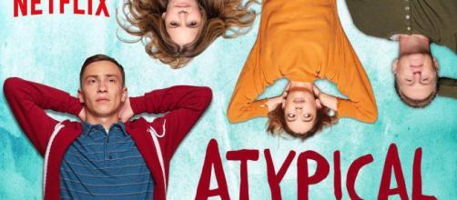 Affiche promotionelles de la saison 2 de Atypical.