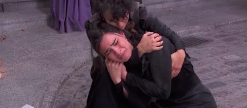 Anticipazioni Una Vita: Pablo dichiara il suo amore a Leonor e muore