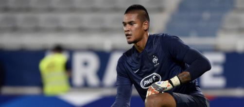 """Didier Deschamps : """"Alphonse Aréola est efficace"""" Equipe de france ... - fff.fr"""