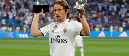 """Modric: """"Cristiano me felicitó por el premio UEFA"""". - cdeportiva.com"""