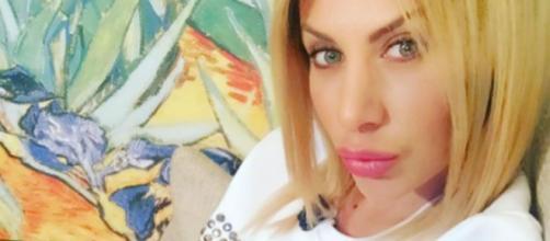 Paola Caruso aspetta un bambino.