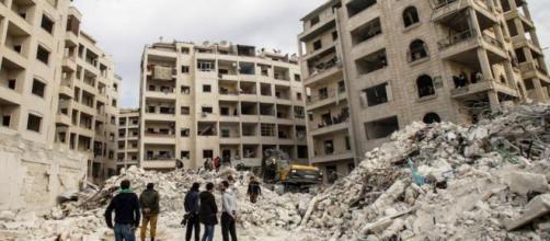 Siria y Rusia intensifican los bombardeos contra Idlib
