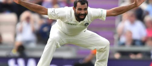 When Shami's stars refused to align | (Cricbuzz/Twitter)