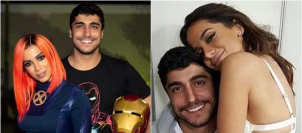 Anitta e Thiago não estão mais juntos