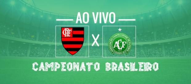 Flamengo x Chapecoense: transmissão ao vivo