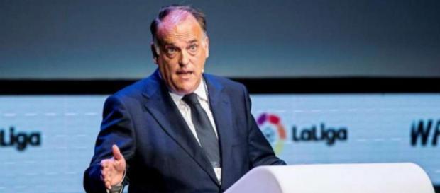 Javier Tebas veut prouver que le PSG est impliqué dans des affaires de trucages.