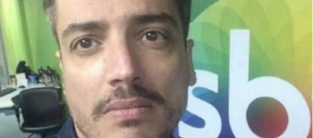 Jornalista Leo Dias do 'Fofocalizando'