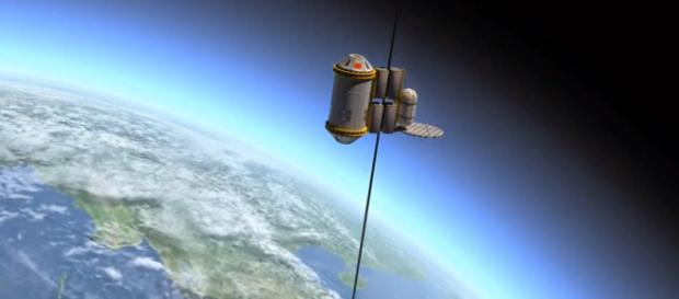 La Agencia Japonesa de Exploración Aeroespacial lanzará un cohete H-IIB con la réplica del ascensor a bordo desde la isla Tanegashima