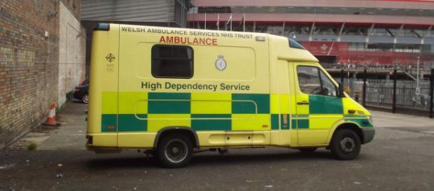 Revellers took video footage of a man suffering cardiac arrest, instead of calling 999. [Image Elliott Brown/YouTube]