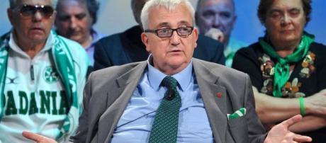 Mario Borghezio, europarlamentare dal 2001