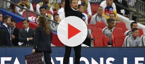 España arranca su era Luis Enrique ganando 2-1 a Inglaterra - diariolibre.com