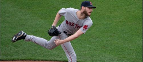Chris Sale is expected to come off the DL on Tuesday. [Image Credit: Flickr | Keith Allison]