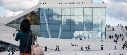 La emblemática ópera de Oslo cumple 10 años - Libertad Digital - libertaddigital.com