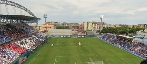 """Lo Stadio Comunale """"Ezio Scida"""" di Crotone"""