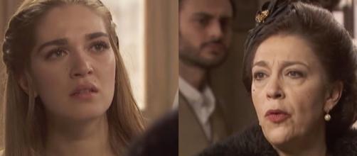 Spoiler, Il Segreto: Julieta si ribella a Francisca e Prudencio per stare con l'amato