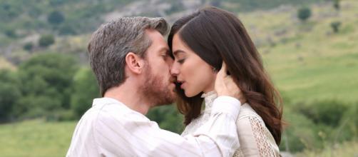 Una Vita, Mauro e Teresa addio