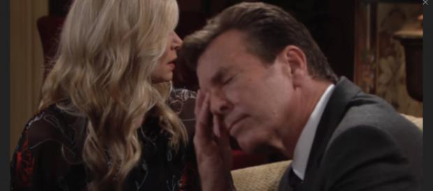 Jack will be distraught if Victor turns out to be his brother. (Image Source The Young and the Restless-YouTube.)