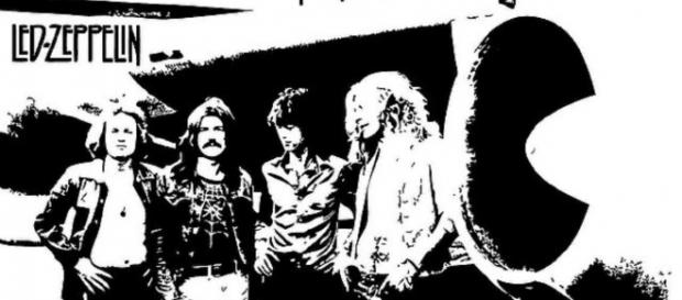 Led Zeppelin celebrate fifty years in the music industry