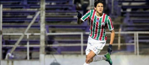 Pedro Guilherme Abreu dos Santos est dans les petits papiers du PSG d'après UOL Esporte.