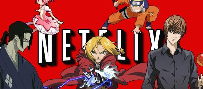 Die besten Netflix Anime Empfehlungen