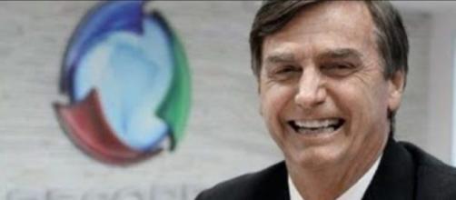 Bolsonaro mais uma vez privilegiou a Record TV (Reprodução Youtube Canal Mais)