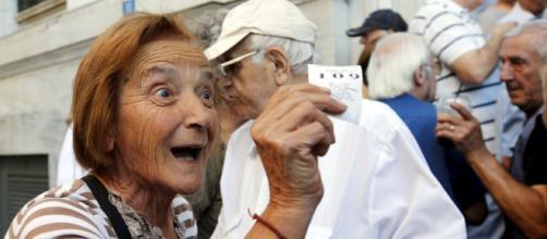 Pensioni: aumenti sulle minimi, assegno sociale e pensioni di invalidità.
