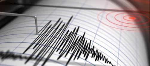 Scossa di magnitudo 4.1 in provincia dell'Aquila il Primo Gennaio 2019
