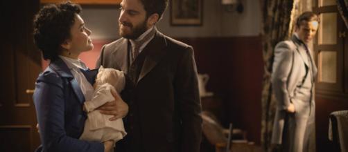 Telmo lascia Lucia e Samuel cerca di riavvicinarsi a lei che però, si sente distante dal giovane.