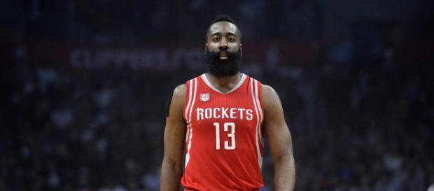 James Harden a encore régalé cette nuit en NBA