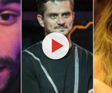 Daniel, Marcos e Fani: ex-participantes que causaram problemas à Rede Globo. (Reprodução/UOL)
