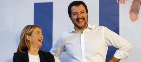 La soluzione di Giorgia Meloni al problema immigrazione: governo con Salvini e blocco navale in Libia