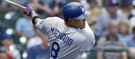 MLB star Manny Machado may be down to just a two-team race for his new squad, per a source. [Image via MLB/YouTube screencap]