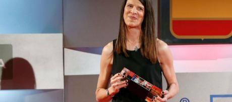 Ruth Beitia, candidata del PP de Cantabria