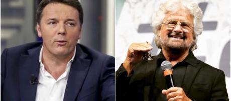 Vaccini, Beppe Grillo e Matteo Renzi firmano il 'Patto per la Scienza' promosso da Roberto Burioni