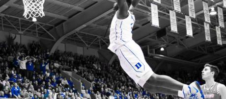 Zion Williamson is projected to be the first pick in the 2019 NBA Draft. [Image Source: Flickr | Dan Garcia]