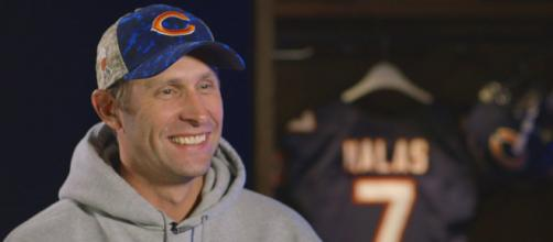 Adam Gase is the new head coach of the New York Jets. [Image Credit] Chicago Bears - YouTube