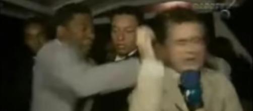 Brigas marcaram a televisão brasileira. (Reprodução)