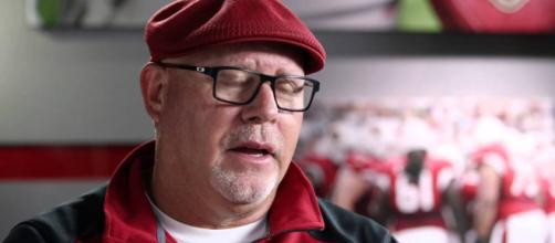Bruce Arians is one of the veteran coaches recently hired in the NFL. [Image Credit] Kevin A Truax - YouTube