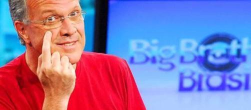 Pedro Bial (Reprodução: GShow)