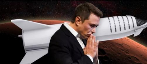 Elon Musk and Spacex Starship. - [mic of orion / YouTube screencap]