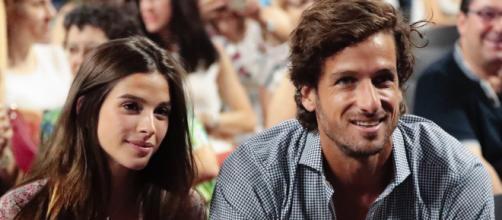Feliciano López y Sandra Gago se casan