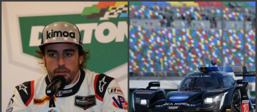 Fernando Alonso tras su paso por la F1, ahora viene Daytona