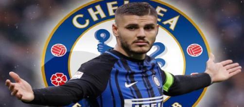Mauro Icardi nel mirino del Chelsea
