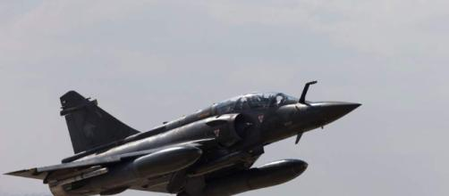 Mirage 2000D latest jet of the French Air Force which crashed.Photo-(image credit- largest dams/youtube.com)