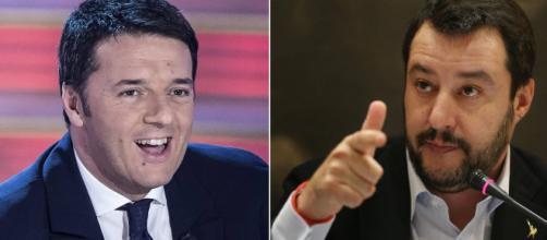 Facebook, Renzi accusa Salvini: 'Muscat sarebbe più capace di lui'