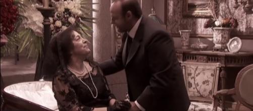 Trame Il Segreto: Donna Francisca è viva, Raimundo e il nipote suoi complici