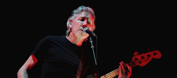 Roger Waters, storico bassista dei Pink Floyd - pinterest.com