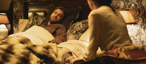 Fernando Mesia teme che Gonzalo, di ritorno a villa Montenegro, voglia assassinarlo.