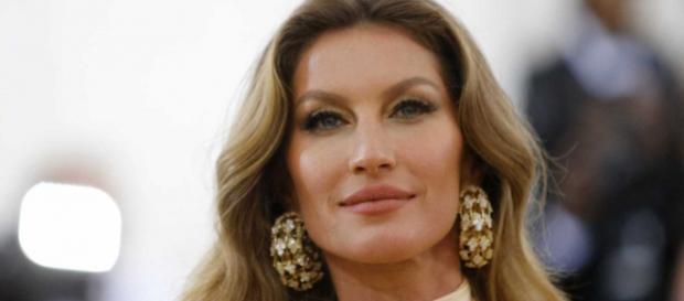 Gisele Bündchen cai três posições em ranking de modelos mais bem pagas - Fonte: G1