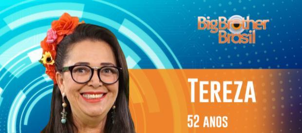 Tereza tem 52 anos e veio de Pernambuco. Fonte: G1